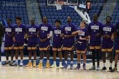 NCAA Men's Basketball - AAC Tournament #8 Temple 69 vs. #9 ECU 80 (10)