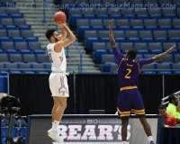 NCAA Men's Basketball - AAC Tournament #8 Temple 69 vs. #9 ECU 80 (18)