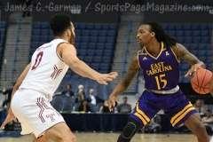 NCAA Men's Basketball - AAC Tournament #8 Temple 69 vs. #9 ECU 80 (19)