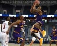 NCAA Men's Basketball - AAC Tournament #8 Temple 69 vs. #9 ECU 80 (21)