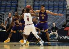 NCAA Men's Basketball - AAC Tournament #8 Temple 69 vs. #9 ECU 80 (22)