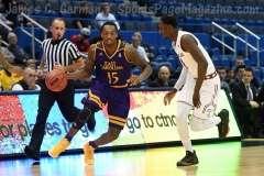 NCAA Men's Basketball - AAC Tournament #8 Temple 69 vs. #9 ECU 80 (26)