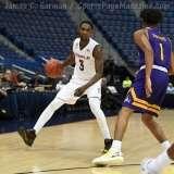 NCAA Men's Basketball - AAC Tournament #8 Temple 69 vs. #9 ECU 80 (31)