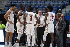 NCAA Men's Basketball - AAC Tournament #8 Temple 69 vs. #9 ECU 80 (34)