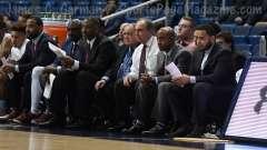 NCAA Men's Basketball - AAC Tournament #8 Temple 69 vs. #9 ECU 80 (38)