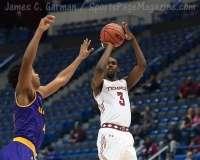 NCAA Men's Basketball - AAC Tournament #8 Temple 69 vs. #9 ECU 80 (40)