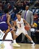 NCAA Men's Basketball - AAC Tournament #8 Temple 69 vs. #9 ECU 80 (43)