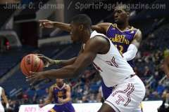 NCAA Men's Basketball - AAC Tournament #8 Temple 69 vs. #9 ECU 80 (45)