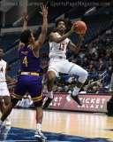 NCAA Men's Basketball - AAC Tournament #8 Temple 69 vs. #9 ECU 80 (52)