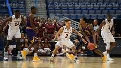 NCAA Men's Basketball - AAC Tournament #8 Temple 69 vs. #9 ECU 80 (54)