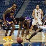 NCAA Men's Basketball - AAC Tournament #8 Temple 69 vs. #9 ECU 80 (55)