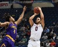 NCAA Men's Basketball - AAC Tournament #8 Temple 69 vs. #9 ECU 80 (59)