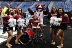 NCAA Men's Basketball - AAC Tournament #8 Temple 69 vs. #9 ECU 80 (6)