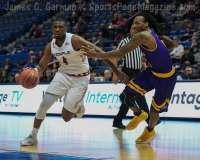 NCAA Men's Basketball - AAC Tournament #8 Temple 69 vs. #9 ECU 80 (66)