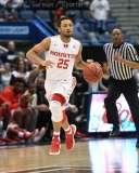 NCAA Men's Basketball AAC Tournament QF's - #3 Houston 65 vs. #6 UConn 74 (19)