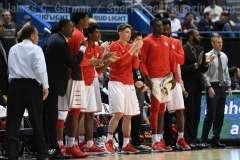 NCAA Men's Basketball AAC Tournament QF's - #3 Houston 65 vs. #6 UConn 74 (30)