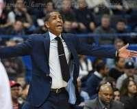 NCAA Men's Basketball AAC Tournament QF's - #3 Houston 65 vs. #6 UConn 74 (33)