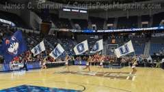 NCAA Men's Basketball AAC Tournament QF's - #3 Houston 65 vs. #6 UConn 74 (9)