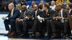 NCAA Men's Basketball - AAC Tournament QF's - #4 UCF 84 vs. #5 Memphis 54 (11)