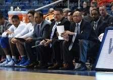 NCAA Men's Basketball - AAC Tournament QF's - #4 UCF 84 vs. #5 Memphis 54 (16)