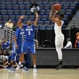 NCAA Men's Basketball - AAC Tournament QF's - #4 UCF 84 vs. #5 Memphis 54 (18)
