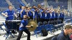 NCAA Men's Basketball - AAC Tournament QF's - #4 UCF 84 vs. #5 Memphis 54 (2)
