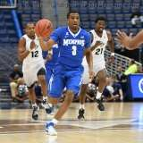 NCAA Men's Basketball - AAC Tournament QF's - #4 UCF 84 vs. #5 Memphis 54 (21)
