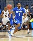 NCAA Men's Basketball - AAC Tournament QF's - #4 UCF 84 vs. #5 Memphis 54 (22)