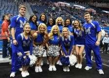 NCAA Men's Basketball - AAC Tournament QF's - #4 UCF 84 vs. #5 Memphis 54 (3)