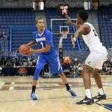 NCAA Men's Basketball - AAC Tournament QF's - #4 UCF 84 vs. #5 Memphis 54 (31)