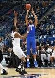 NCAA Men's Basketball - AAC Tournament QF's - #4 UCF 84 vs. #5 Memphis 54 (32)