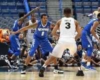 NCAA Men's Basketball - AAC Tournament QF's - #4 UCF 84 vs. #5 Memphis 54 (33)