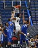 NCAA Men's Basketball - AAC Tournament QF's - #4 UCF 84 vs. #5 Memphis 54 (36)