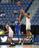NCAA Men's Basketball - AAC Tournament QF's - #4 UCF 84 vs. #5 Memphis 54 (45)