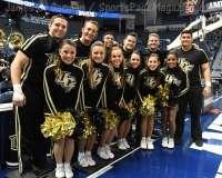 NCAA Men's Basketball - AAC Tournament QF's - #4 UCF 84 vs. #5 Memphis 54 (5)