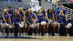 NCAA Men's Basketball - AAC Tournament QF's - #4 UCF 84 vs. #5 Memphis 54 (7)