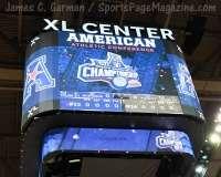 NCAA Men's Basketball AAC Tournament SF's - #1 SMU 70 vs. #4 UCF 59 (1)