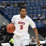 NCAA Men's Basketball AAC Tournament SF's - #1 SMU 70 vs. #4 UCF 59 (16)
