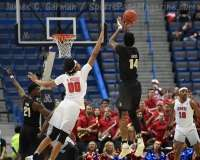 NCAA Men's Basketball AAC Tournament SF's - #1 SMU 70 vs. #4 UCF 59 (21)