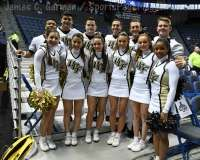 NCAA Men's Basketball AAC Tournament SF's - #1 SMU 70 vs. #4 UCF 59 (3)