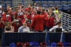 NCAA Men's Basketball AAC Tournament SF's - #1 SMU 70 vs. #4 UCF 59 (38)