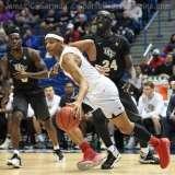 NCAA Men's Basketball AAC Tournament SF's - #1 SMU 70 vs. #4 UCF 59 (39)