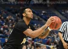 NCAA Men's Basketball AAC Tournament SF's - #1 SMU 70 vs. #4 UCF 59 (49)