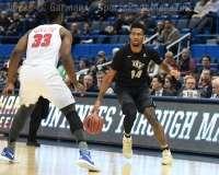 NCAA Men's Basketball AAC Tournament SF's - #1 SMU 70 vs. #4 UCF 59 (52)