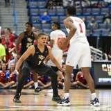 NCAA Men's Basketball AAC Tournament SF's - #1 SMU 70 vs. #4 UCF 59 (55)