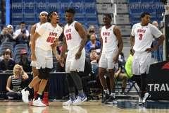 NCAA Men's Basketball AAC Tournament SF's - #1 SMU 70 vs. #4 UCF 59 (58)
