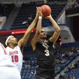 NCAA Men's Basketball AAC Tournament SF's - #1 SMU 70 vs. #4 UCF 59 (67)