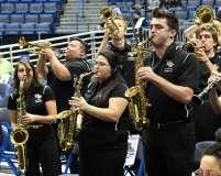 NCAA Men's Basketball AAC Tournament SF's - #1 SMU 70 vs. #4 UCF 59 (7)