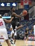 NCAA Men's Basketball AAC Tournament SF's - #1 SMU 70 vs. #4 UCF 59 (77)