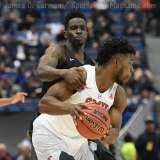 NCAA Men's Basketball AAC Tournament SF's - #1 SMU 70 vs. #4 UCF 59 (91)